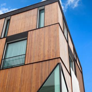Réalisation construire bois Logements sociaux - Mérignac