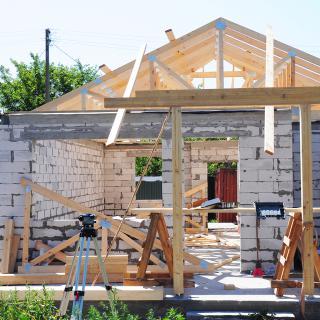 Réalisation construire bois Maison individuelle - Perigueux