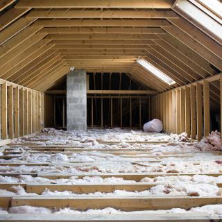 Réalisation construire bois Aménagement pavillon individuel - Dijon